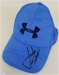 Jordan Spieth Signed Under Armour Golf Hat (JSA COA)
