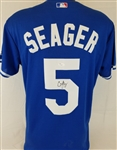 Corey Seager Signed Los Angeles Dodgers Jersey (JSA COA)