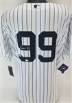 Aaron Judge Signed New York Yankees Nike MLB Replica Jersey (MLB & Fanatics Certified)