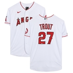 Mike Trout Signed Los Angeles Angels Authentic Nike MLB Jersey (Fanatics Certified)