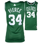 "Paul Pierce ""The Truth"" Signed Mitchell & Ness Hardwood Classics 2007-08 Boston Celtics Swingman Jersey (Fanatics Certified)"