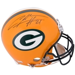 Charles Woodson Signed Full Size Authentic Proline Green Bay Packers Helmet (Fanatics Certified)