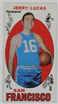 Jerry Lucas San Francisco Warriors 1969 Topps Tall Boy Basketball Card #45