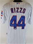 Anthony Rizzo Signed Chicago Cubs Jersey (JSA COA)