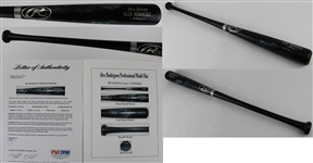 **Game Used** Alex Rodriguez Rawlings Big Stick Pro Model Baseball Bat - Used in 2004 (A-Rods First Season w/ Yankees) (PSA/DNA LOA)