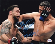 "Brian Ortega ""T-City"" Signed UFC 8x10 Photo (PSA/DNA COA)"