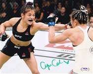 Cynthia Calvillo Signed UFC 8x10 Photo (PSA/DNA COA)