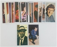 "1963 Mister Softee ""Top 20"" Near Complete Set (19/20) Inc. Sinatra & Darin"