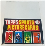 1987 Topps Baseball Card Rack Pack Box (24 packs) - Possible Barry Bonds and Bo Jackson Rookies!