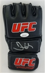 Frank Mir Signed UFC Fighting Glove (JSA Witness COA)